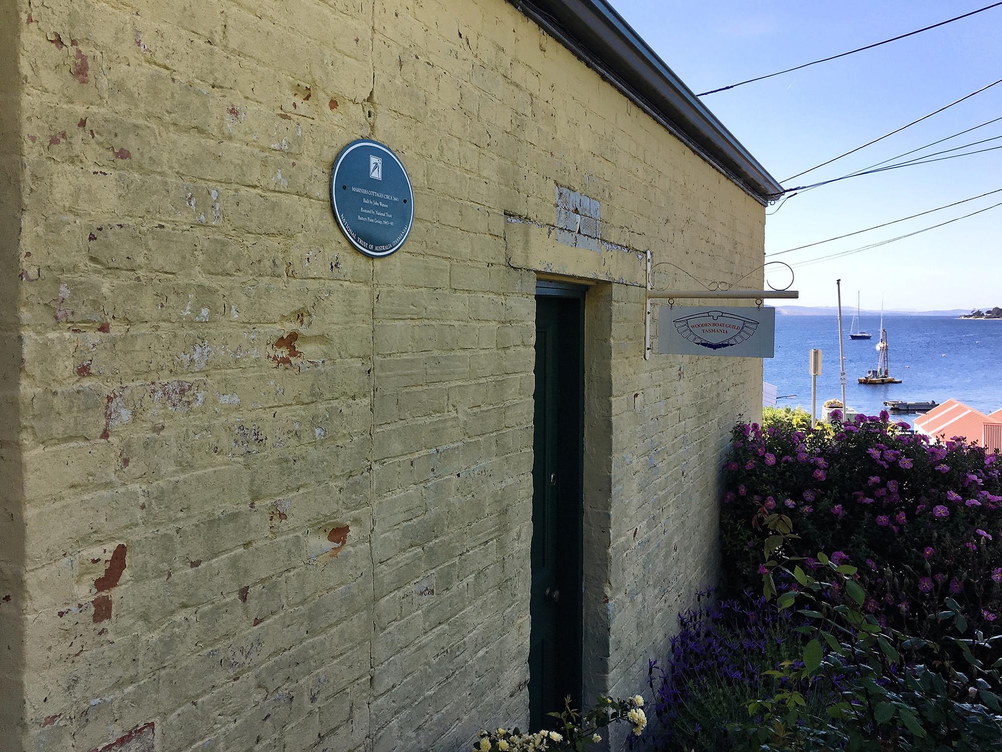 "<p style=""color:white"">Wooden Boat Guild Tasmania</p>"