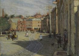 Salamanca Place by Vida Lahey