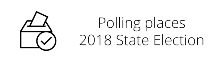 Polling Places 2018 State Election