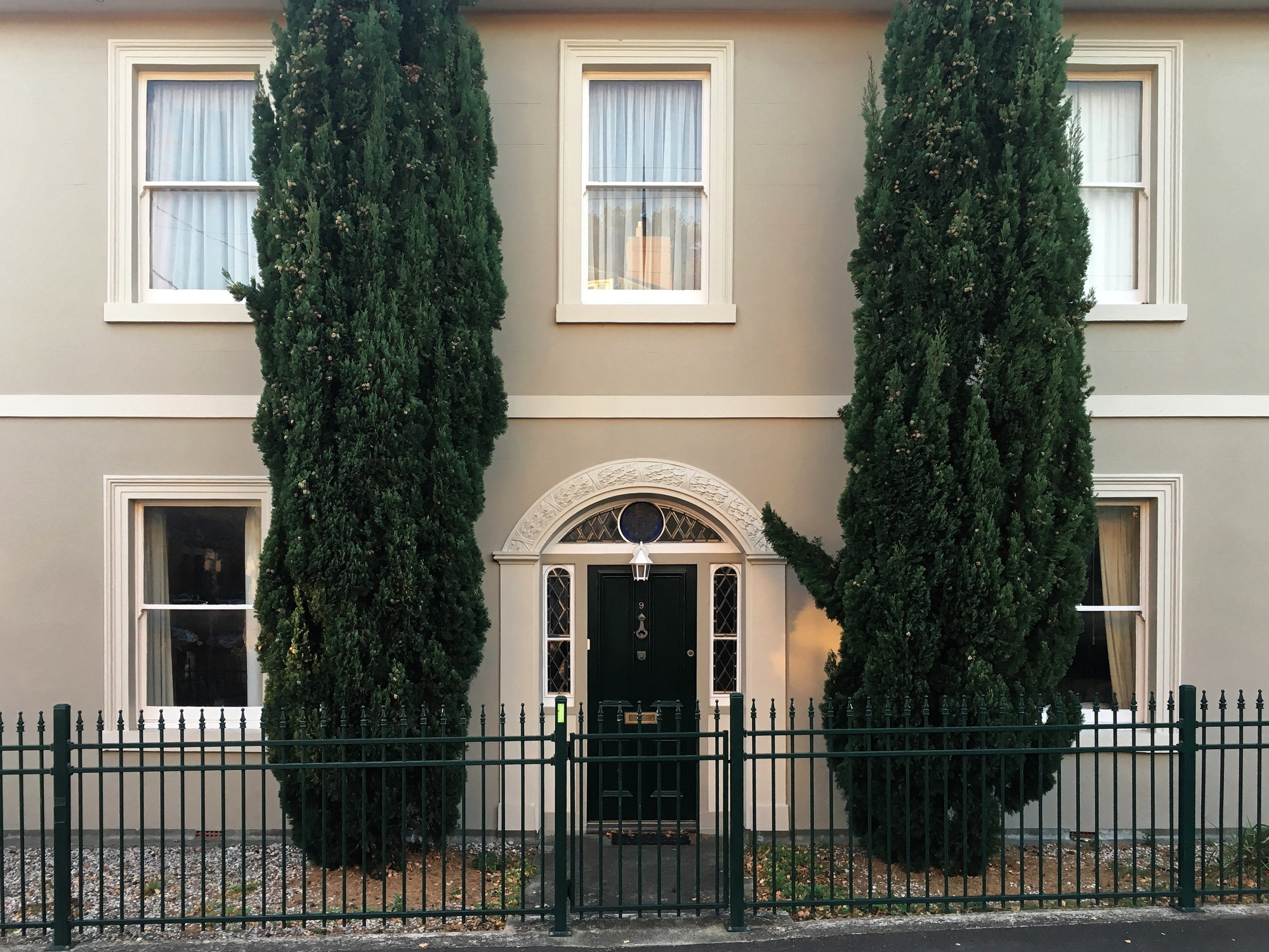 McGregor St house as it is now