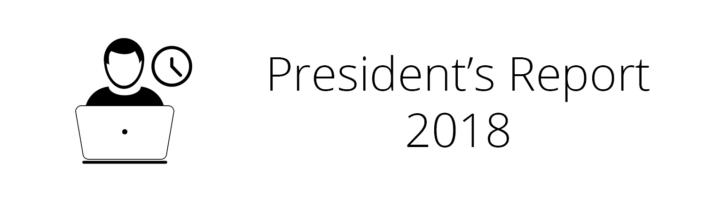 President's Report 2018