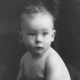 Bill Foster as a baby