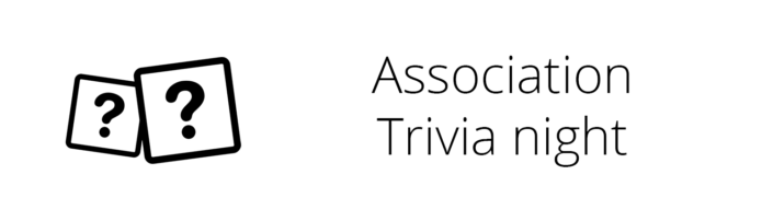 Association Trivia Night