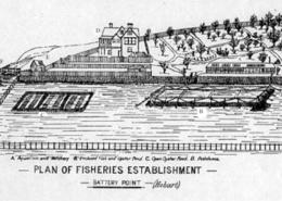 Fisheries establishment