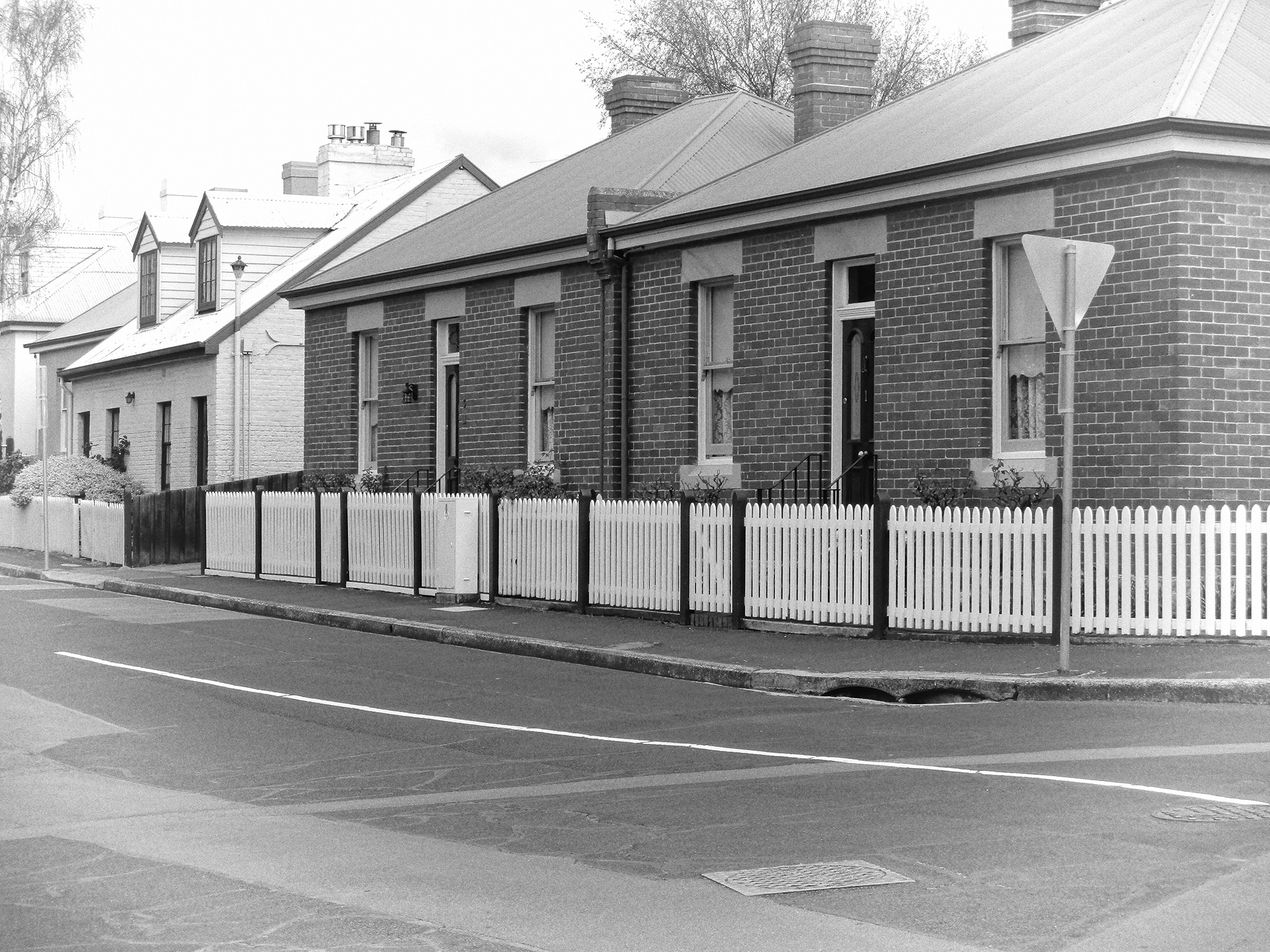 Colville Street House