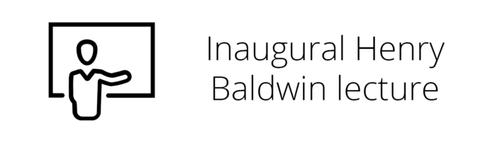 Henry Baldwin Lecture