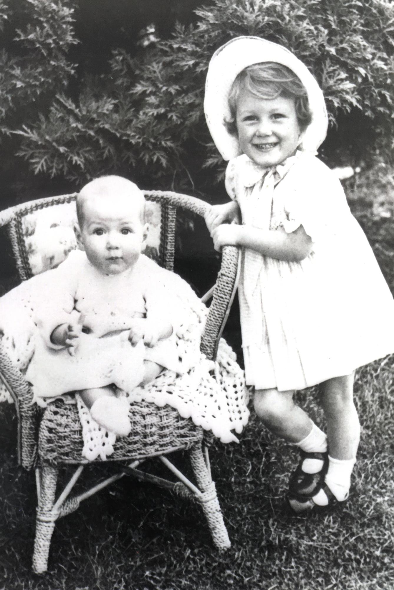 John & Marie-Ann White