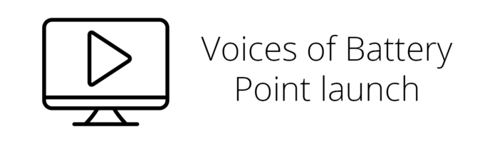 Voices of Battery Point Launch