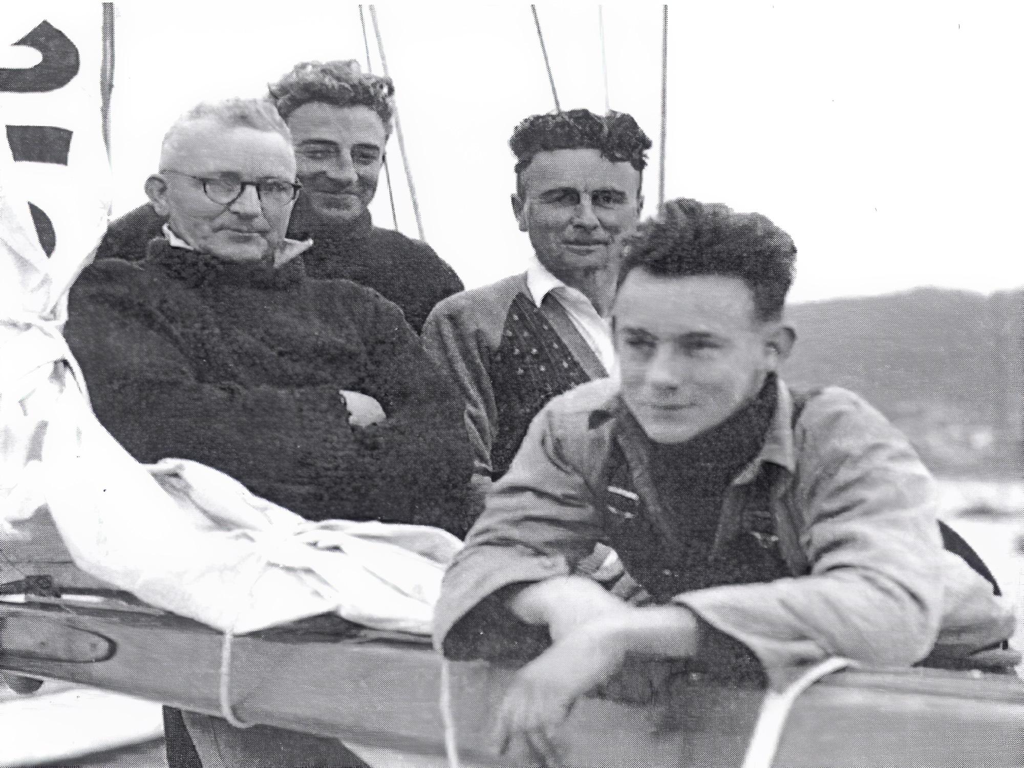 Bill Foster Sailing