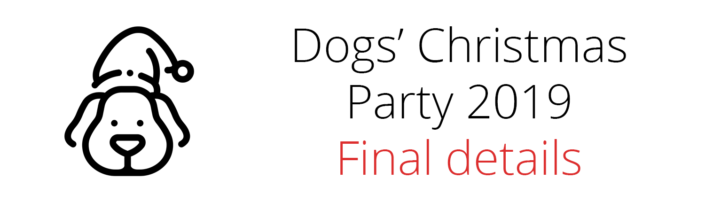 Dogs' Christmas 2019 Details