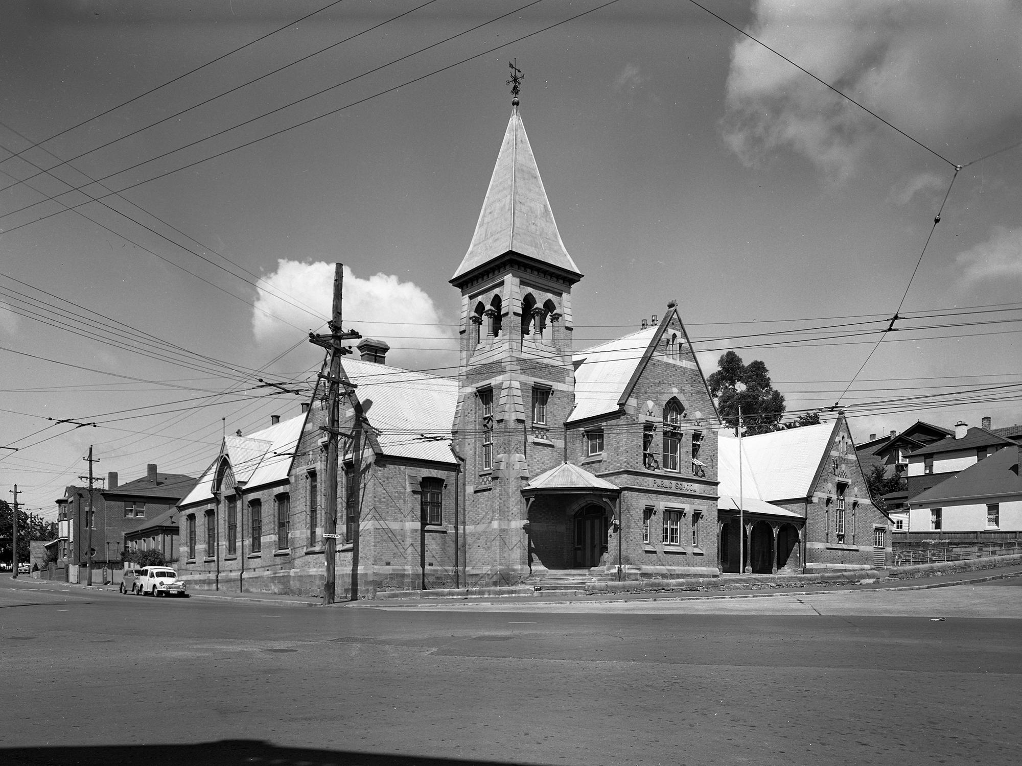 Old Tech School