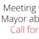 Lord Mayor Traffic Meeting Photos