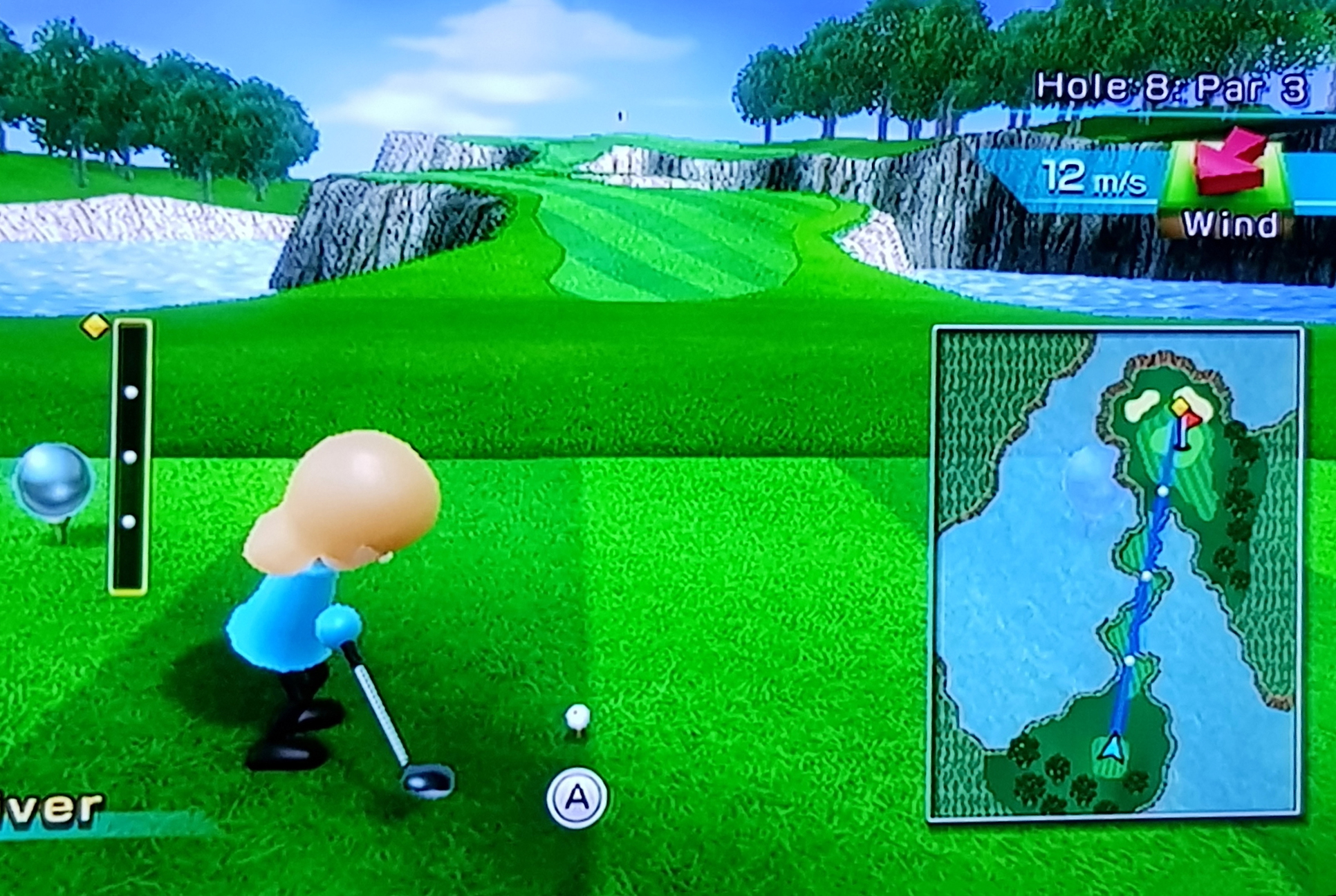 Gay's golf and bowls