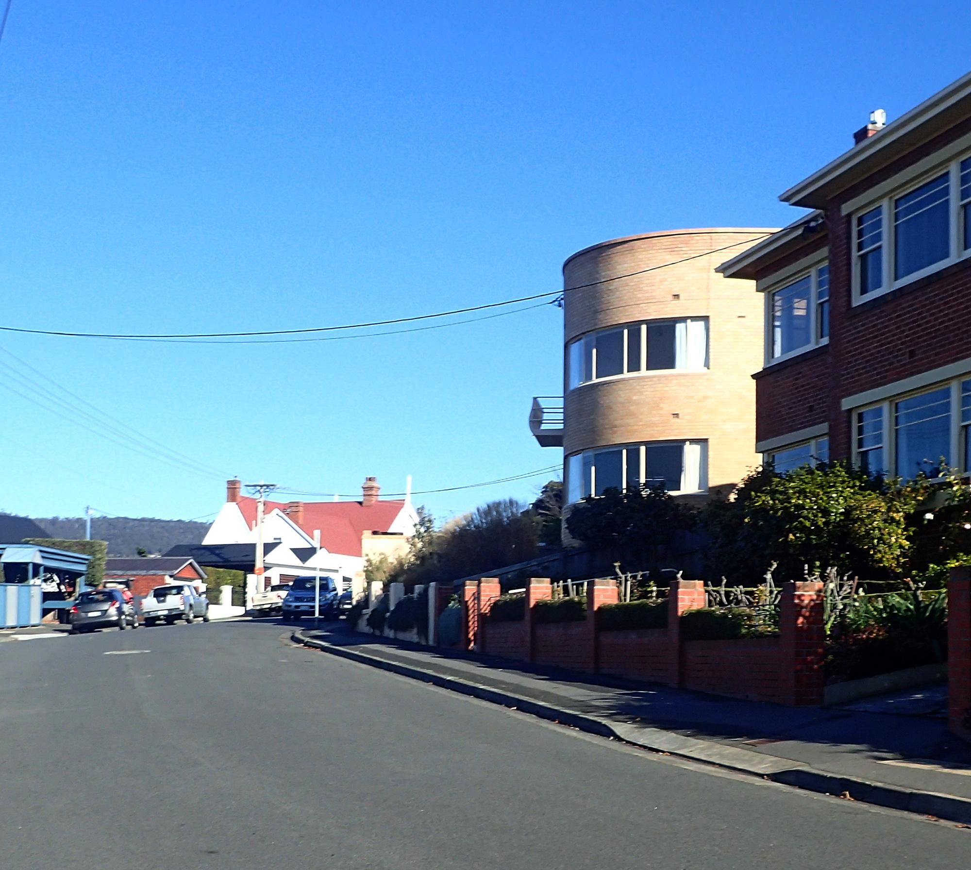 Clarke Avenue by John Sumby