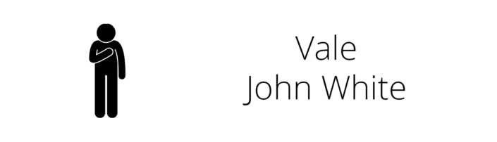Vale John White