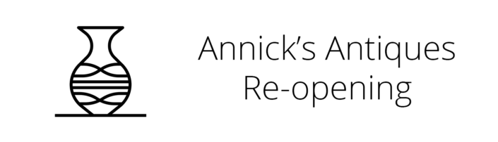 Annick's Antiques reopening
