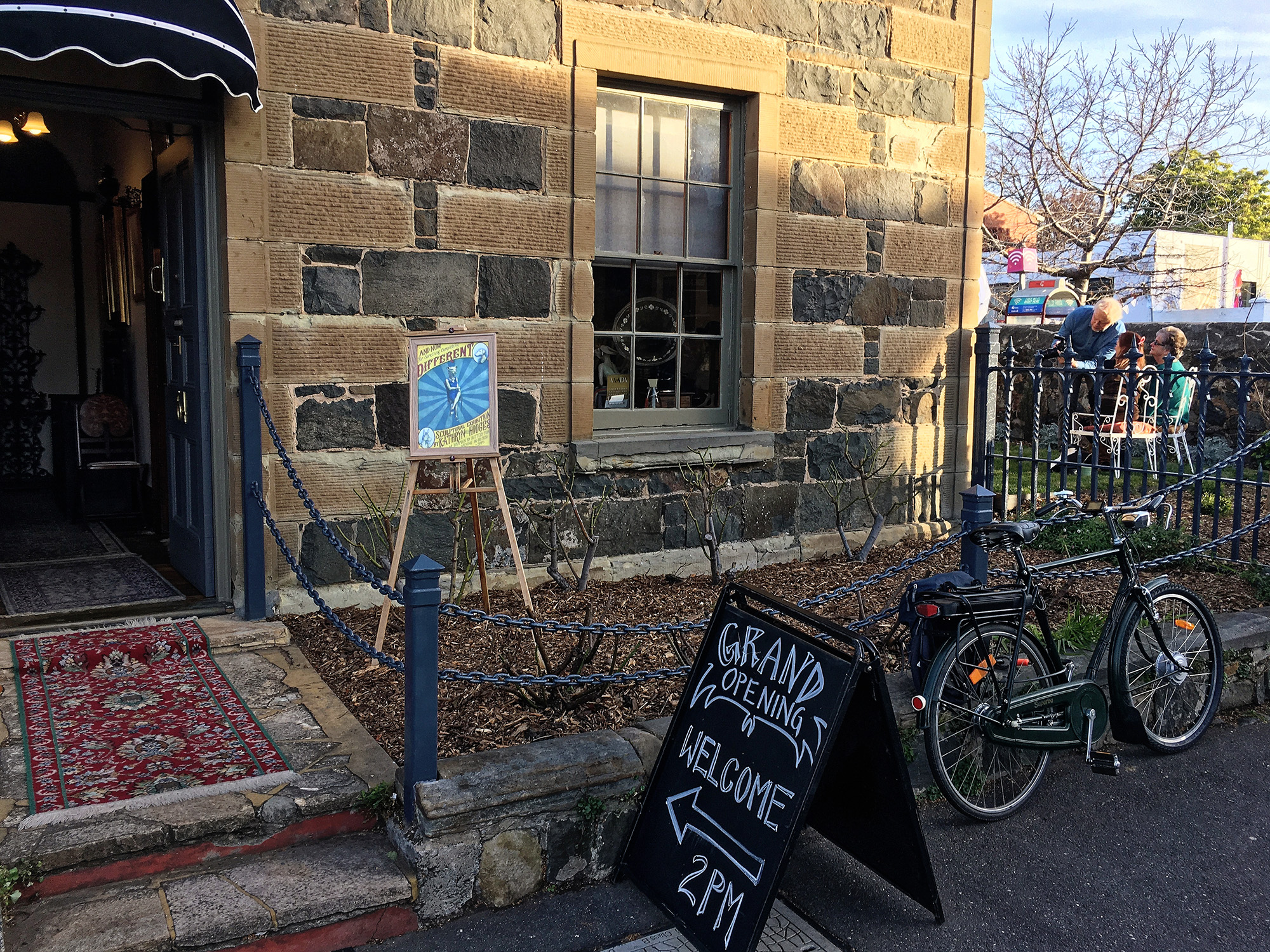 Annick's Antiques reopens