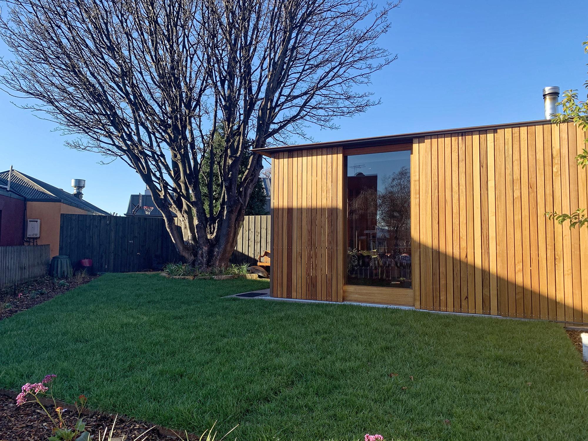 Fusilier Cottage extension