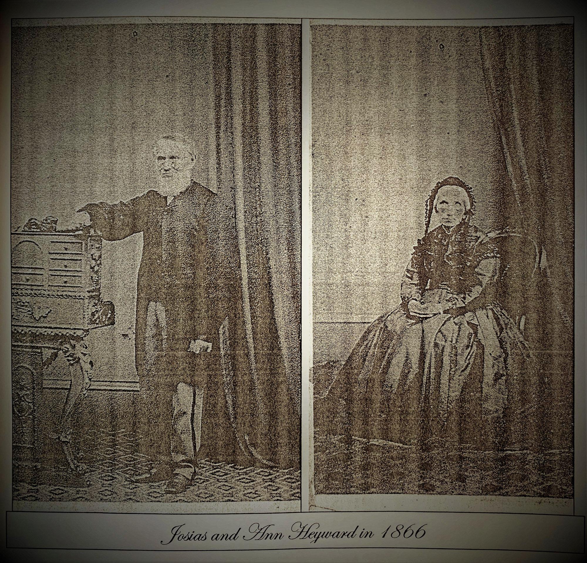 Josias & Ann, Hobart, 1866