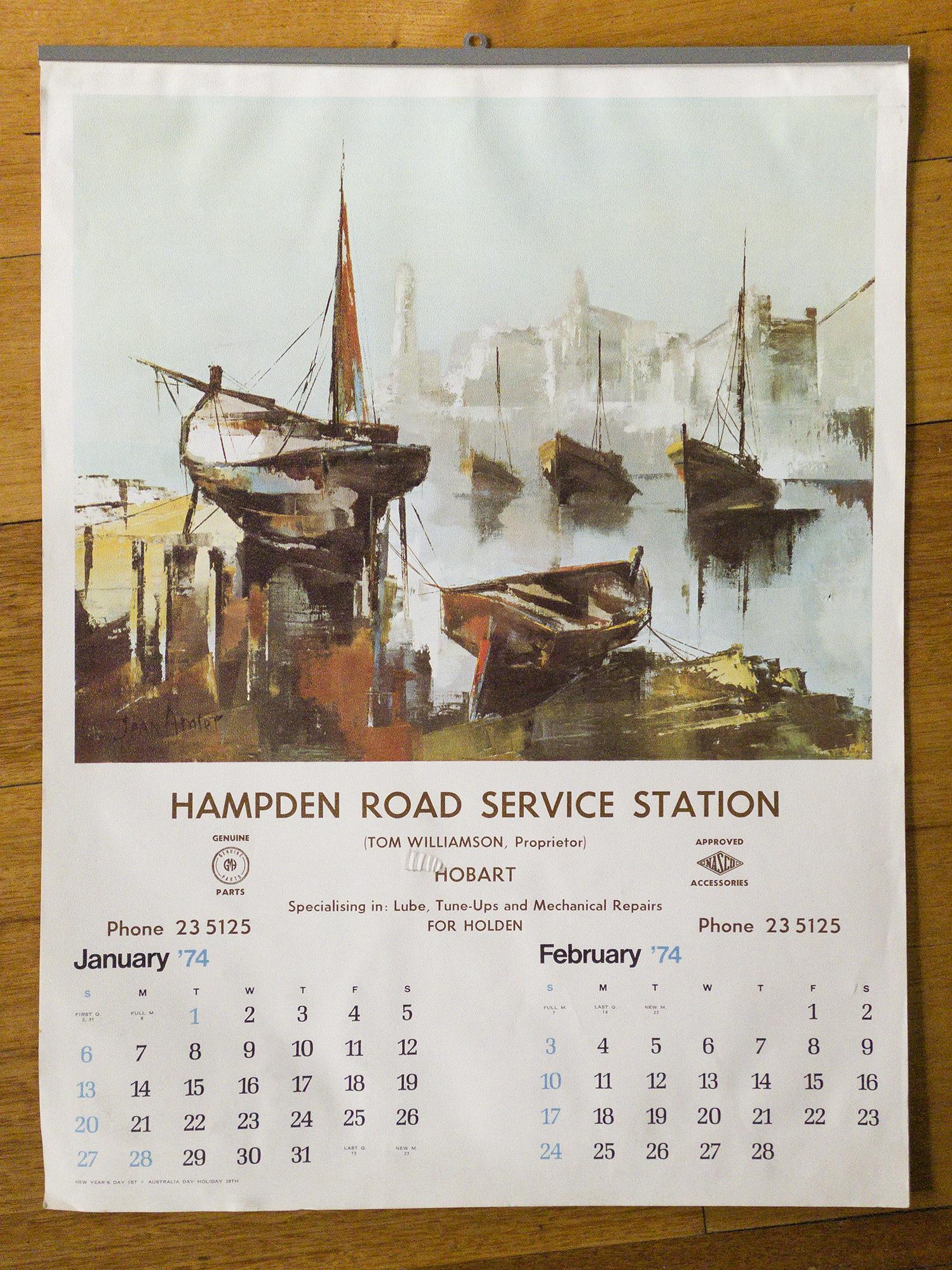 Early calendar