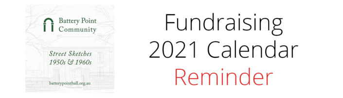 Calendar 2021 Reminder