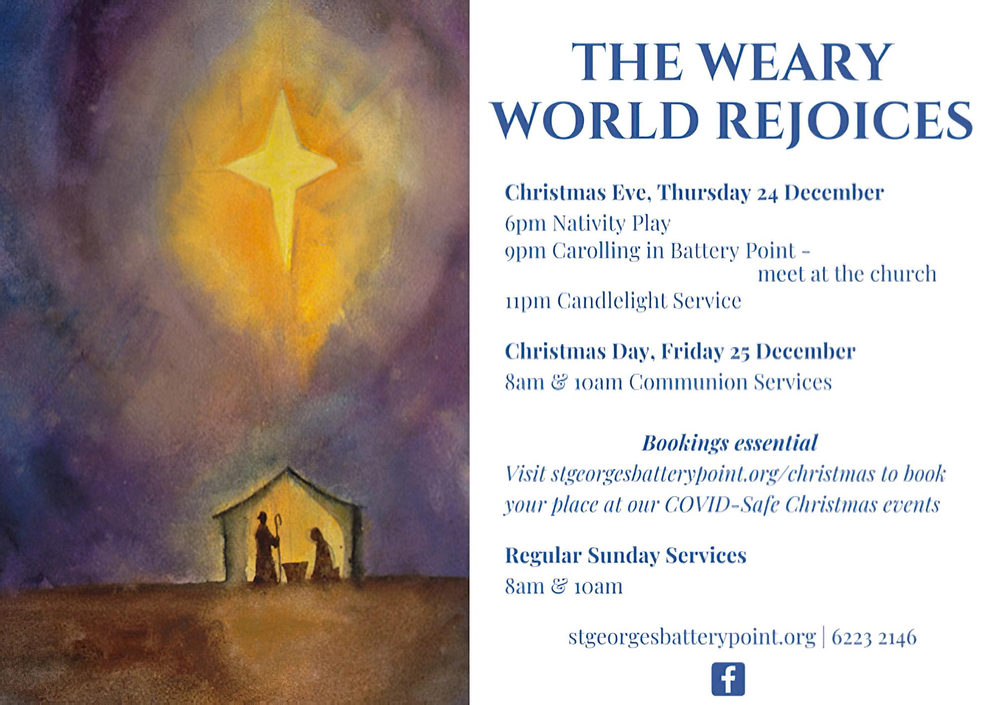 St George's Church Christmas Program 2020