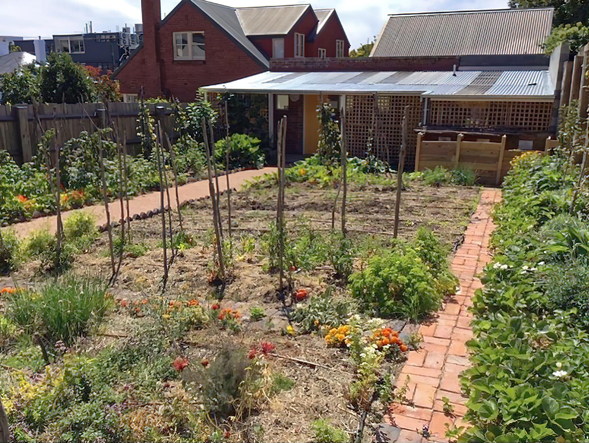 Narryna Kitchen Garden