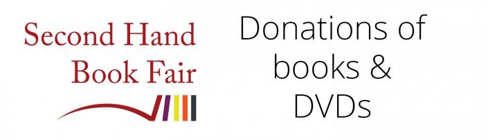 Book Fair Donations