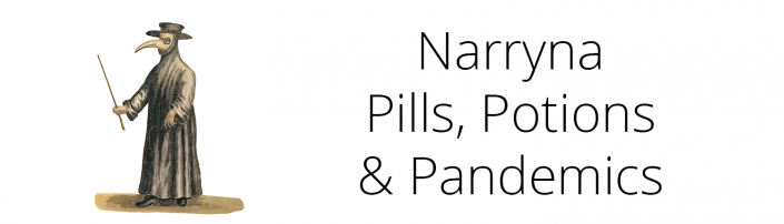 Pills, Potions & Pandemics at Narryna