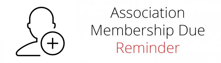 Membership 2021 Reminder