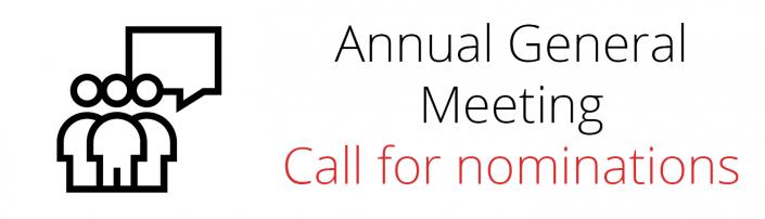 AGM 2021 Nominations